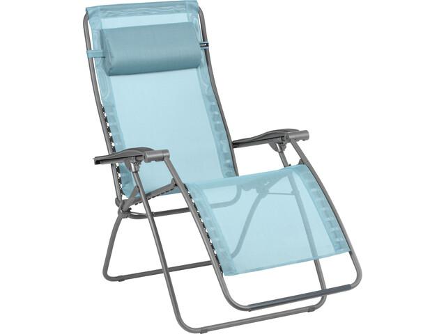 Lafuma Mobilier RSXA Clip Silla Relax Batyline, azul/gris